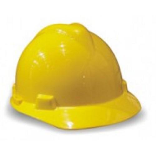 KRISBOW Safety Helmet KW10-320 [KW1000320] - Yellow - Helm Proyek / Safety Helmet